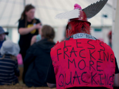 Anti-fracking Villagers Choose Expensive, Inefficient Solar Power