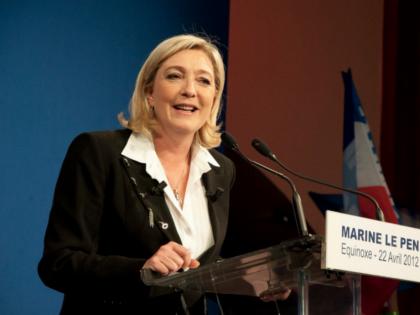 France's National Front Leader demands 'No Pork Alternatives in Schools'