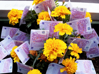 EU Spends £2.5 Million Promoting Flowers