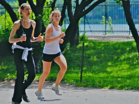 Study: Jogging is Bad for Your Health