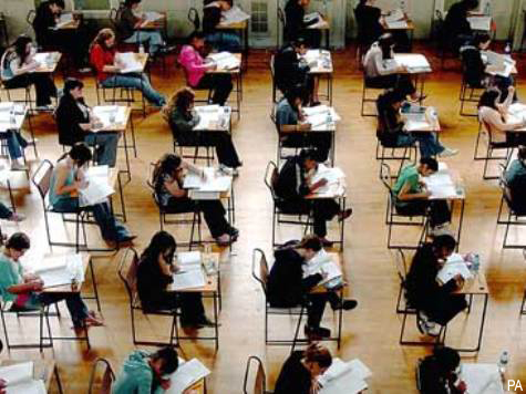 UK School-Leaving Exams to Be Made Tougher