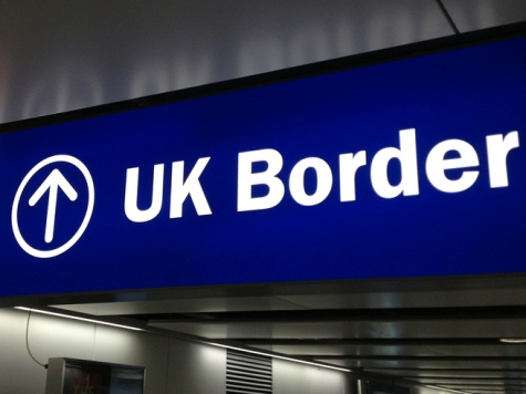 An Independent Scotland Will Have to Set Up Border Checks