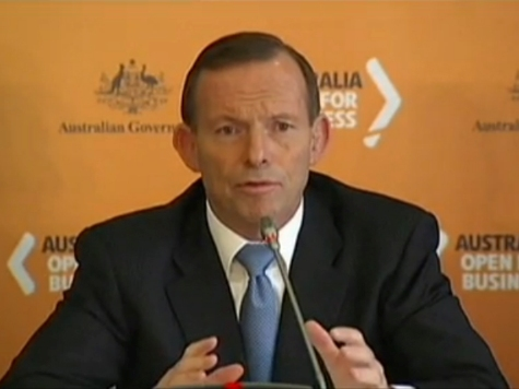 MH370: Australian PM 'Very Confident' Signals Are From Missing Plane