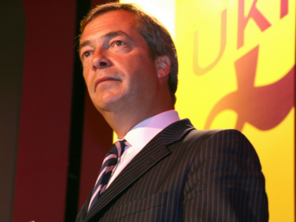 Farage: We Saved Europe by Arms, Now We Must Save Europe by Example