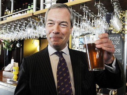 Nigel Farage Formally Selected In South Thanet For 2015
