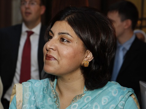 Outspoken Muslim Baroness 'Won't Change Because of What Right-Wing Says'
