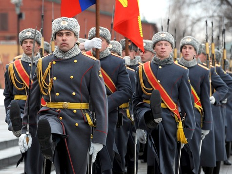 Russia Spends More of Its GDP on Defence Than U.S. or European Powers