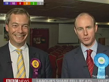 Hannan: Only a Tory-UKIP Pact Can Stop Labour