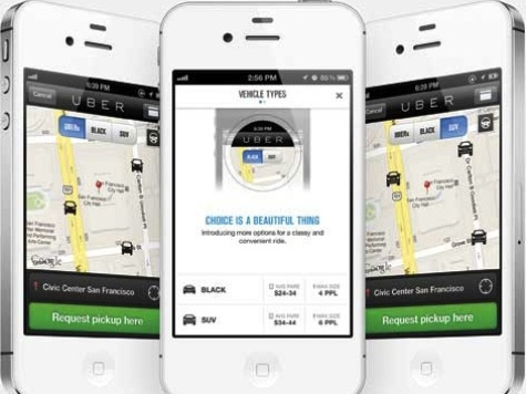 Brussels Court Bans Uber Taxi Service