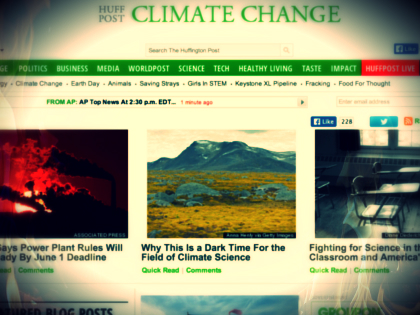 Shock: HuffPo finally admits the existence of global cooling