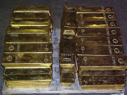 Doctors Find $20k of Gold Bars In 63-Year-Old Man's Stomach