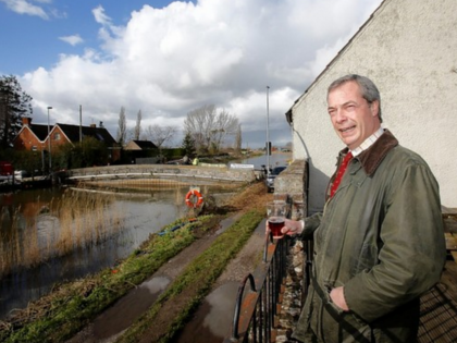 Fishing With Farage: An Informal Interview with UKIP's Non-Politician Leader