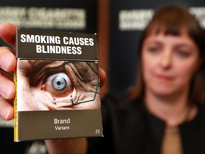 Government Forgets to Put Plain Cigarette Packaging in Queen's Speech