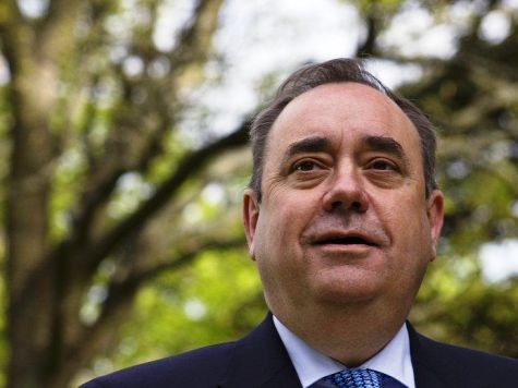 Scottish First Minister, Alex Salmond Expresses Admiration for Putin
