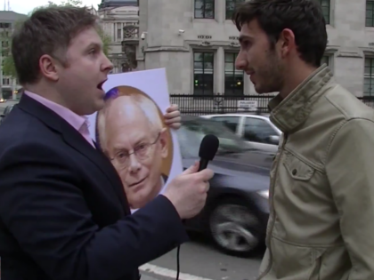 VIDEO: Brits Can't Name European Council President, Nor Answer 4 Basic Questions About The EU