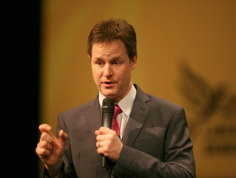 Nick Clegg Admits Migrant Benefit Rules Need Changing