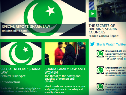 UK Lawyers, Human Rights Activists Launch 'Sharia Watch' Org to Monitor UK Islamism