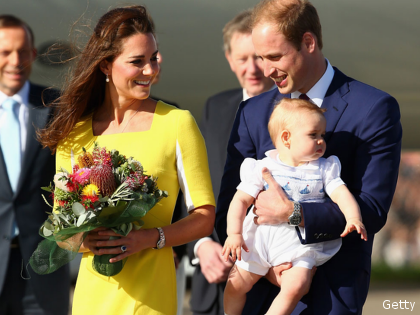 The Kate, Wills and George tour of Australia and New Zealand has been a triumph for Britain's royal family
