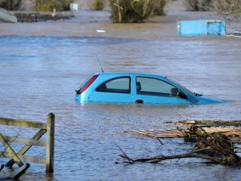 Treasury Is Bare, but Chancellor Finds Further £2.3 Billion for Flood Defences
