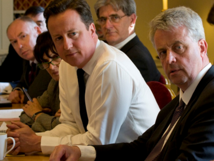 The Secret Downing Street Memo Which Names Cameron's Choice for EU Commissioner
