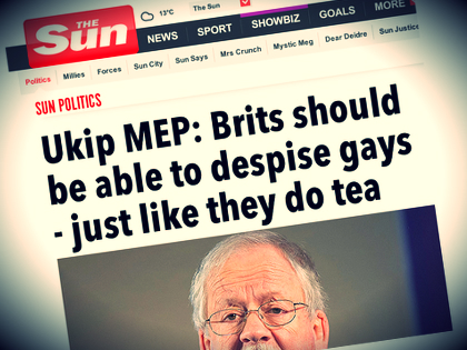 Sun Caught With Trousers Down In Shock Gay Anti-UKIP Smear Probe Scandal