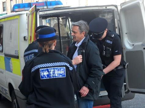 Britain Witnesses Political Arrest, Liberals Silent