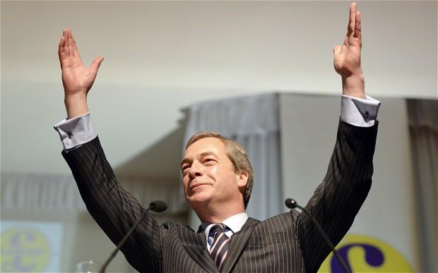 Poll: UKIP Establishes 11 POINT Lead Over Labour in Latest EU Election Survey