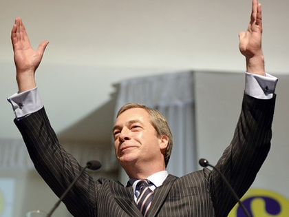Ukip Surge to 23 Percent in Latest Poll