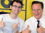 EXCLUSIVE: Terminally Ill Cancer Teen Tipped for Knighthood