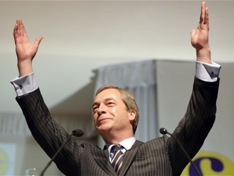 UKIP Reaches Threshold, Will Form Vital Group in European Parliament