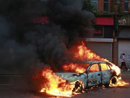 Irish Republican Expert Says Terrorists May Use Boston Bomb