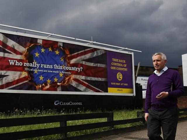 D-Day for Britain's Political Establishment as EU Election Results Due