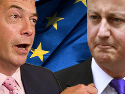 UKIP Could Support Tory Minority for July 2015 EU Referendum