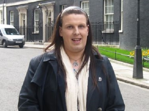 Transsexual Conservative Wanna-Be MP Proud Advocate of Bondage
