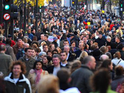 Ethnic Minorities to Make Up a Third of the British Population by 2050