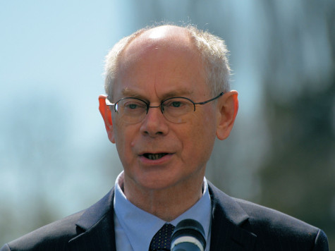 Van Rompuy Will Earn 22 Times Average UK Salary for Doing Nothing