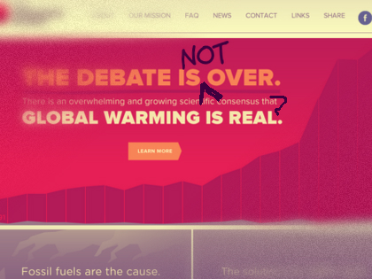 Leading Climate Scientist Defects: No Longer Believes in the 'Consensus'