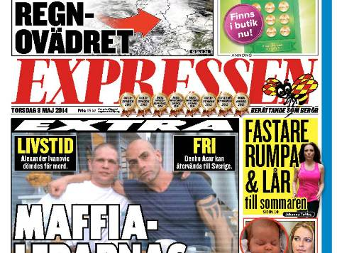 Swedish Newspaper Works with Far-Left Group to 'Out' Right-Wing Commenters