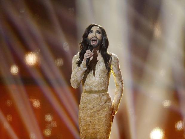 Europe Boycotts Britain in Eurovision as 'Bearded Lady' Wins Song Contest