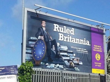 New UKIP Posters Highlight Cost of Living Crisis, Caused by EU Membership