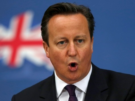 Cameron: Britain Will Not Pay 'Completely Unacceptable' EU Bill