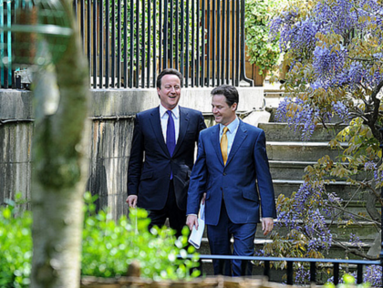It's No Use the Cameroons Complaining about Nick Clegg: He's the Monster They Created