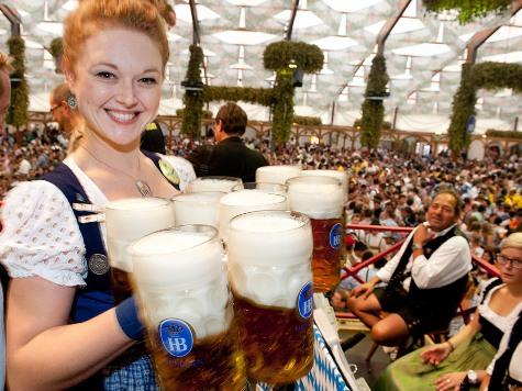German Thieves Steal 300,000 Litres of Beer
