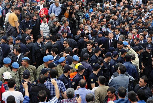Turkish Coal Mine Deaths Rise to 282
