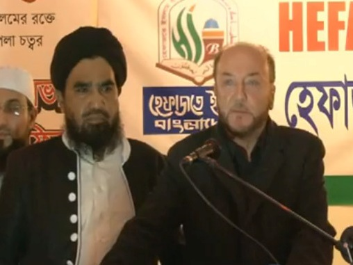 Conservative Council Candidate is Islamist Galloway Supporter