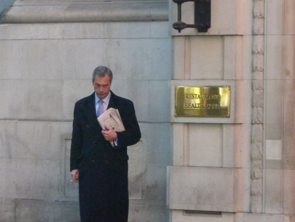 Win or Die: If UKIP Finishes Behind the Tories, Farage Will Have to Resign