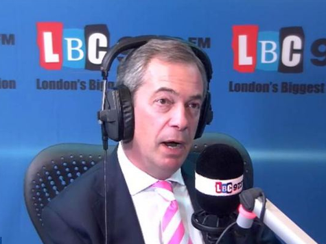 Farage: Millionaire Media Doesn't Understand Romanian Crime Gang Concerns