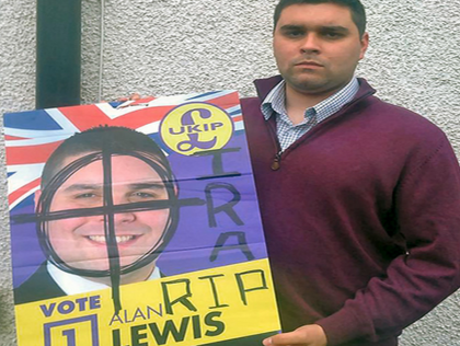UKIP Member Reports 'IRA Death Threats', Pledges to Continue