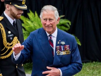 Britain's Prince Charles stirs controversy with warning over climate
