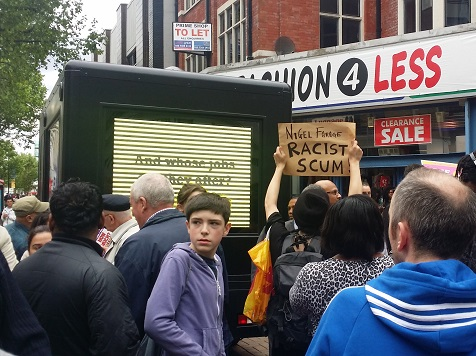 Winston McKenzie's 'UKIP Carnival' Dubbed a PR Disaster